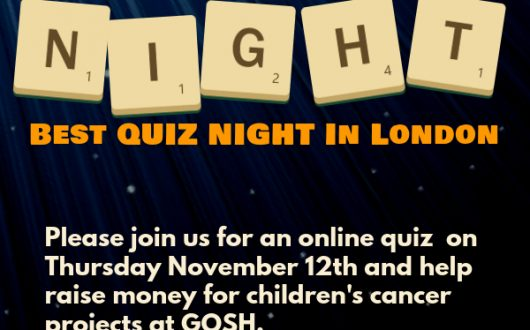 Join us for an Online Quiz
